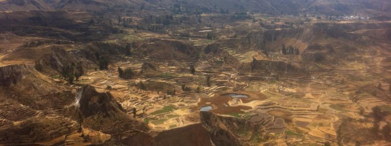 1. Arequipa, Colca Canion și coliba de lut
